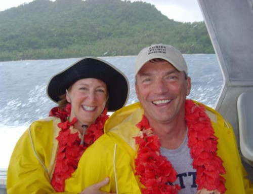 A dicey boat ride