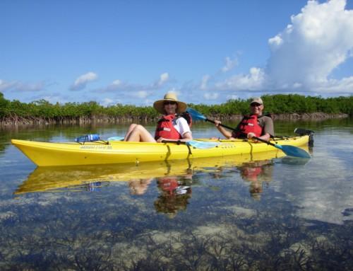 Turks & Caicos Kayak Trip