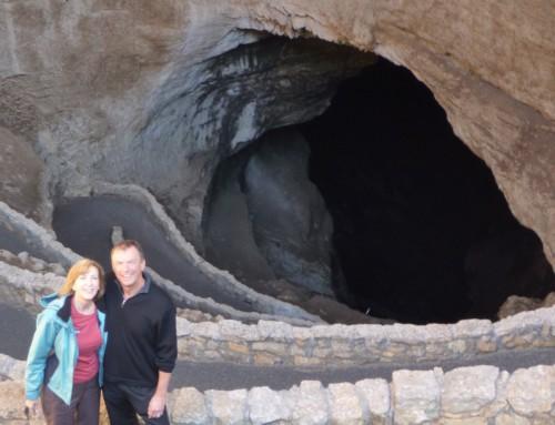 Carlsbad Caverns' Bat Cave
