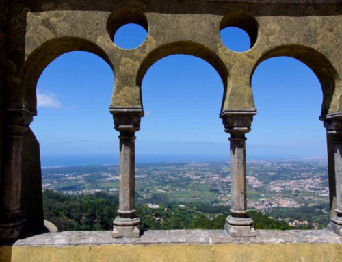 Fairy Tale Castles and Palaces in Sintra, Portugal