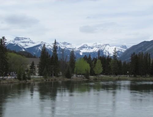 Beautiful Banff, Alberta