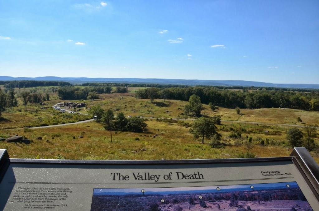 Touring The Gettysburg Battlefield