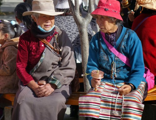 Food and Prayer in Lhasa, Tibet