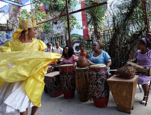 Cuba Santeria Music and Dance