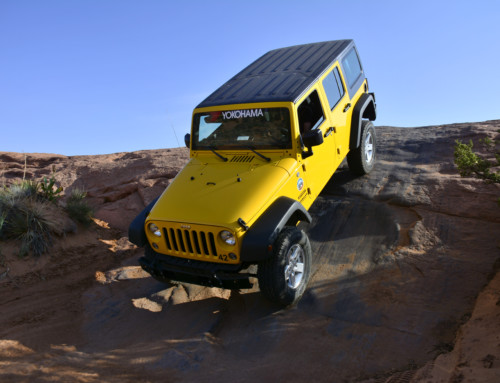 Arches, Jeeps and Bridges in Moab