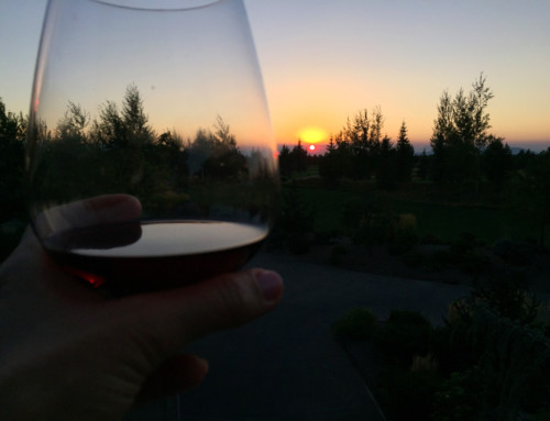 Wining Down in Redmond, OR
