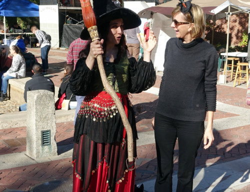 Witching it up in Salem, MA
