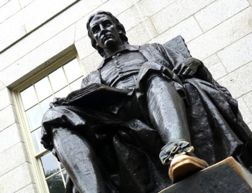 Harvard and Boston Public Library
