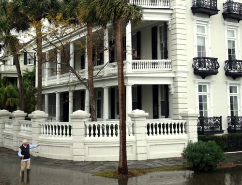 Stormy Charleston