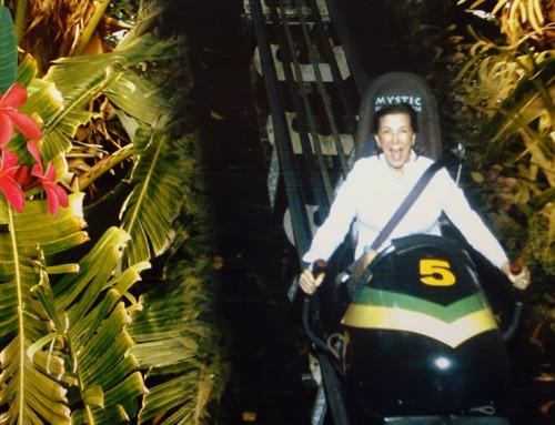 Jamaican Bobsledding, mon!