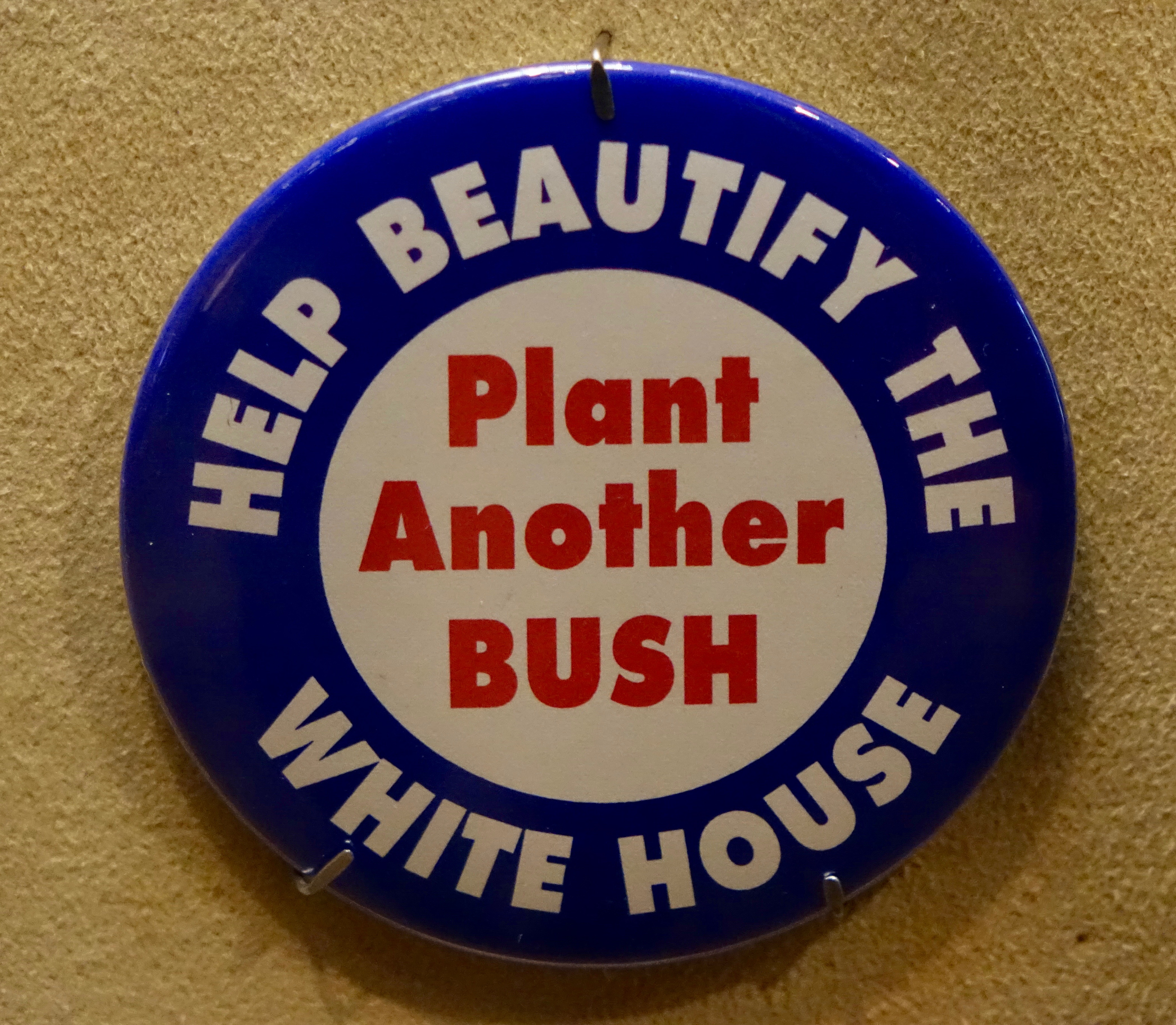 Gee, they could have recycled these for Jeb!