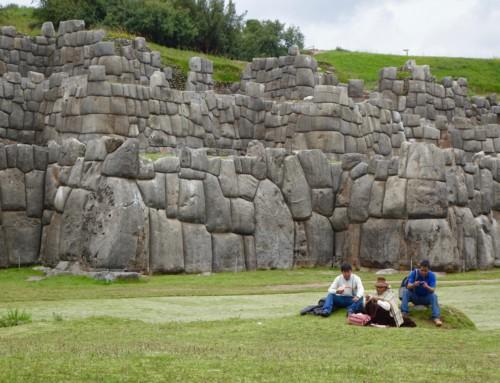 Studying Inca Architecture in Cuzco, Peru