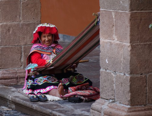 Cuzco takes our breath away at 11,000 ft.