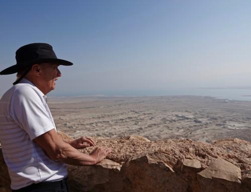 Herod's Masada and Herodia