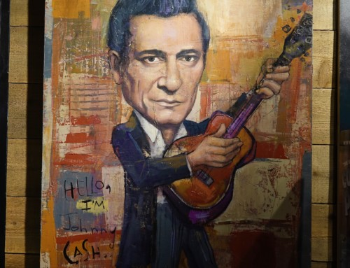 Johnny Cash in Nashville