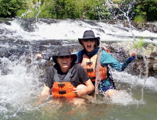 Rafting in OR