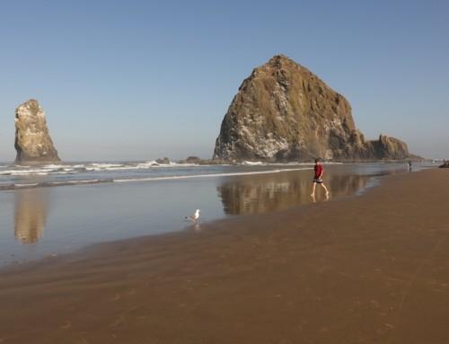 Walking the Oregon Coast