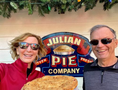 Pie Testing in  Julian, CA