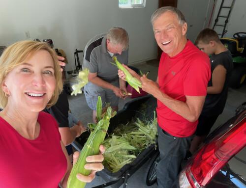Cornfest in Moline, IL